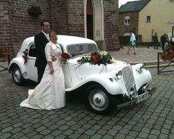 Roulez en Fête - Chartres-de-Bretagne - Mariage VANESSA & GUILLAUME
