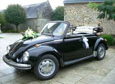 VW Coccinelle Cabriolet 1975
